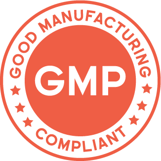 good manufacturing or GMP compliant icon