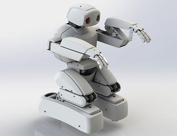 Robots Adam