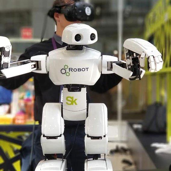 Robot Sk
