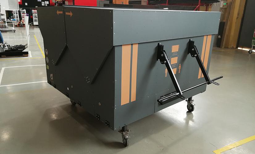Autonomous Drone Station Box