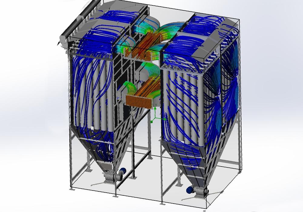 CFD computer simulations