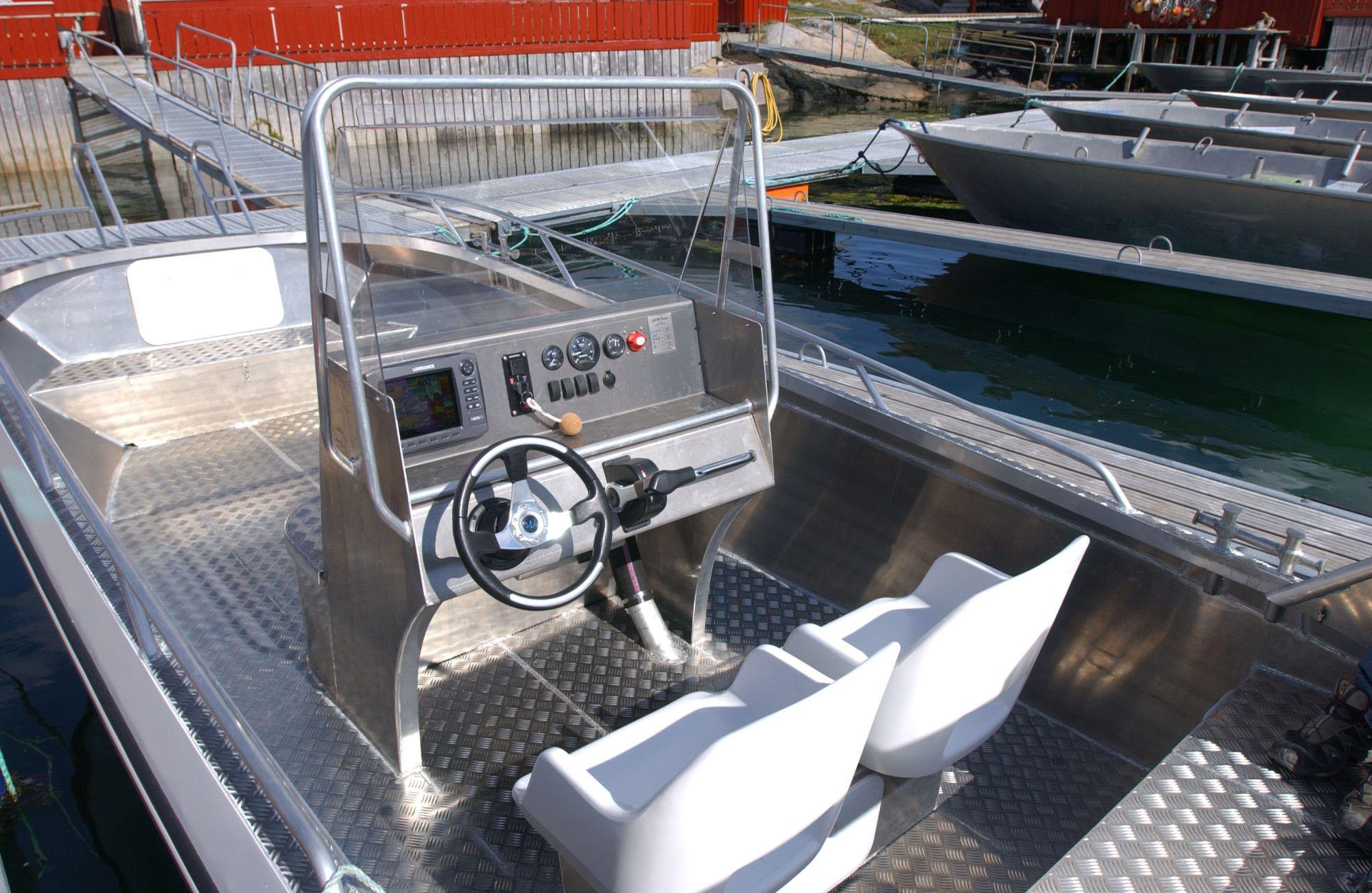 GeMi båt / alubåt