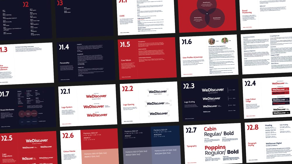 WeDiscover Brand Guidelines