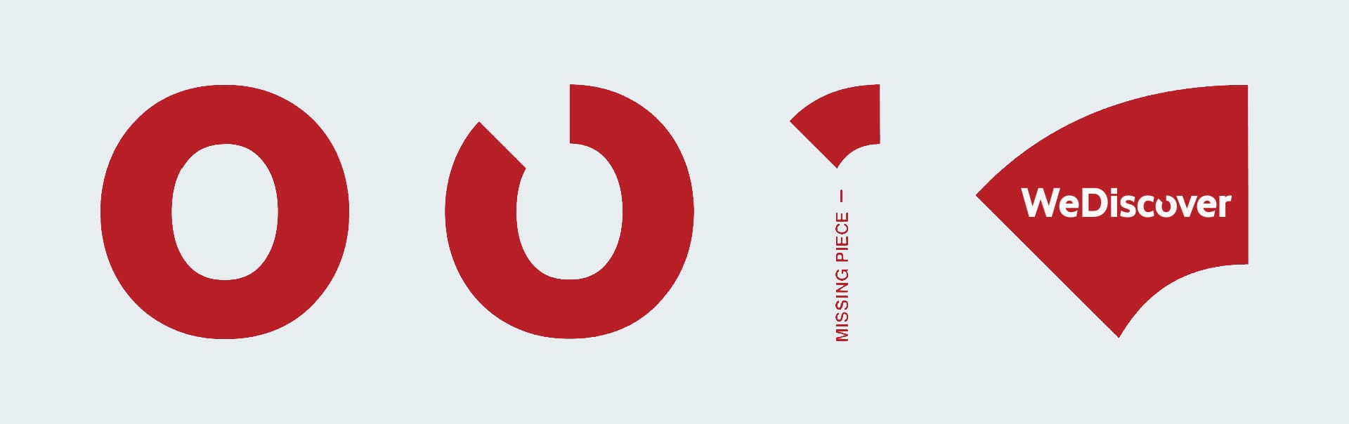 WeDiscover Logo Breakdown