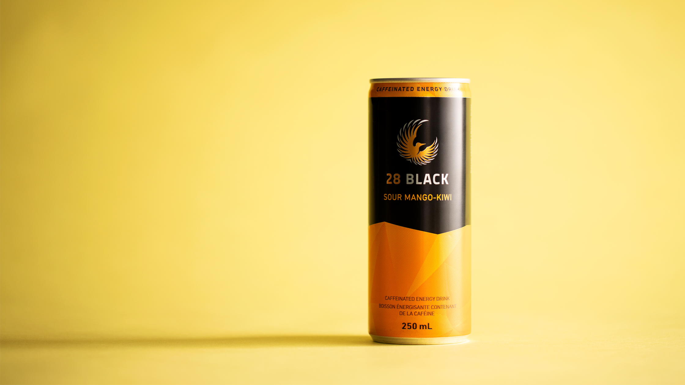 28 Black Can