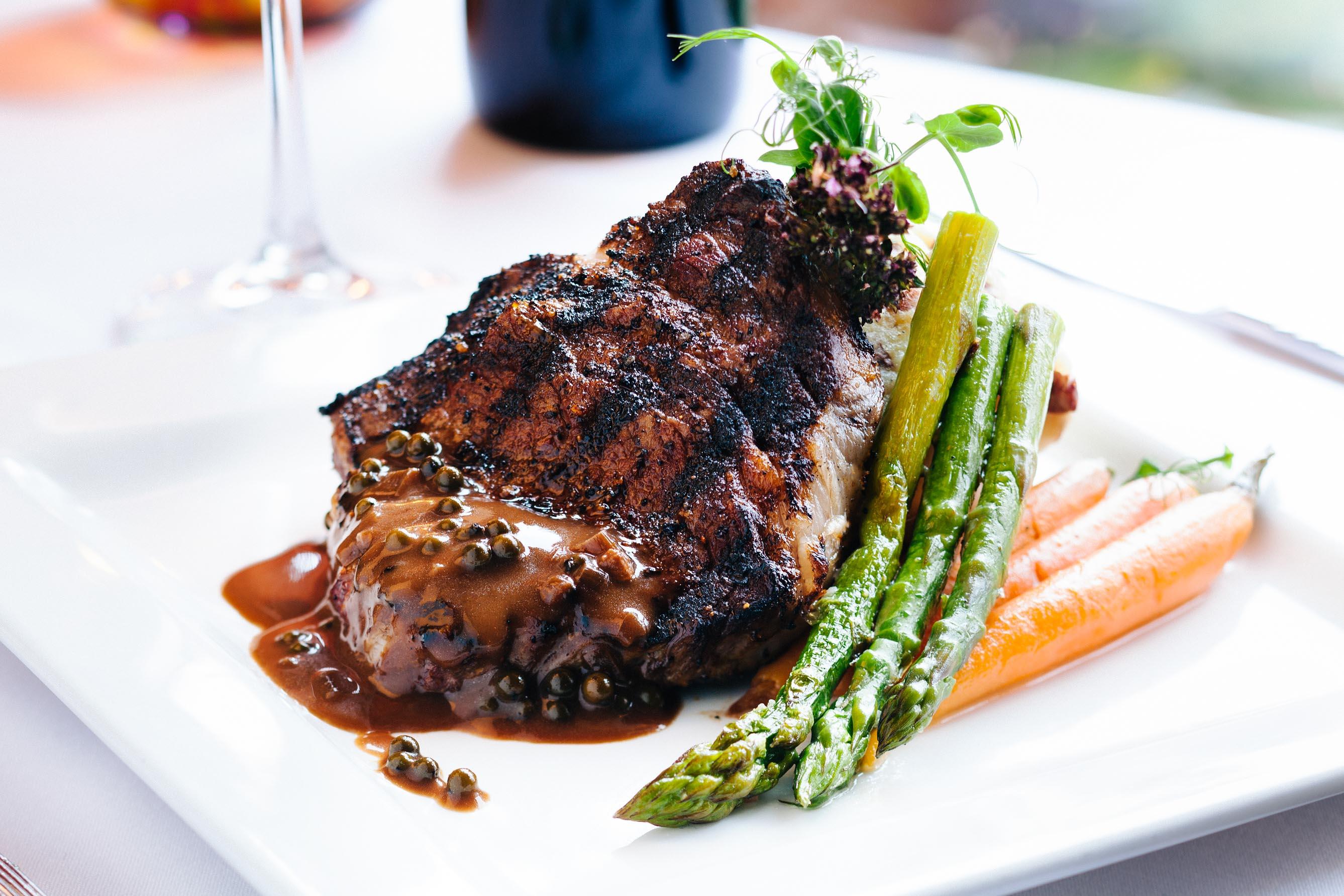 Glenora Steak