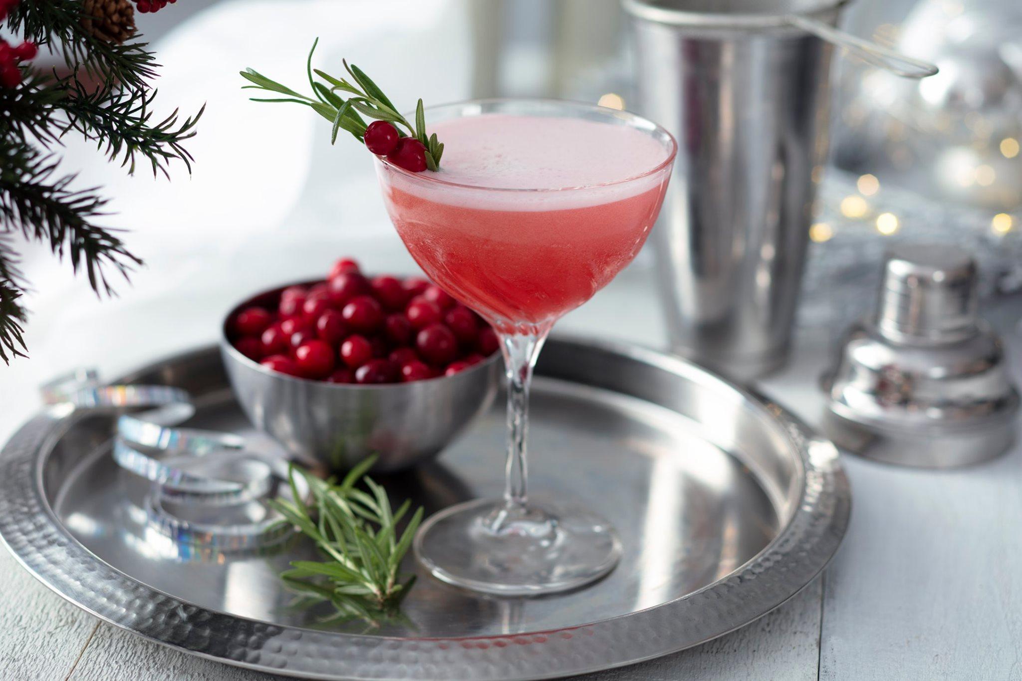 Christmas Cocktail 1