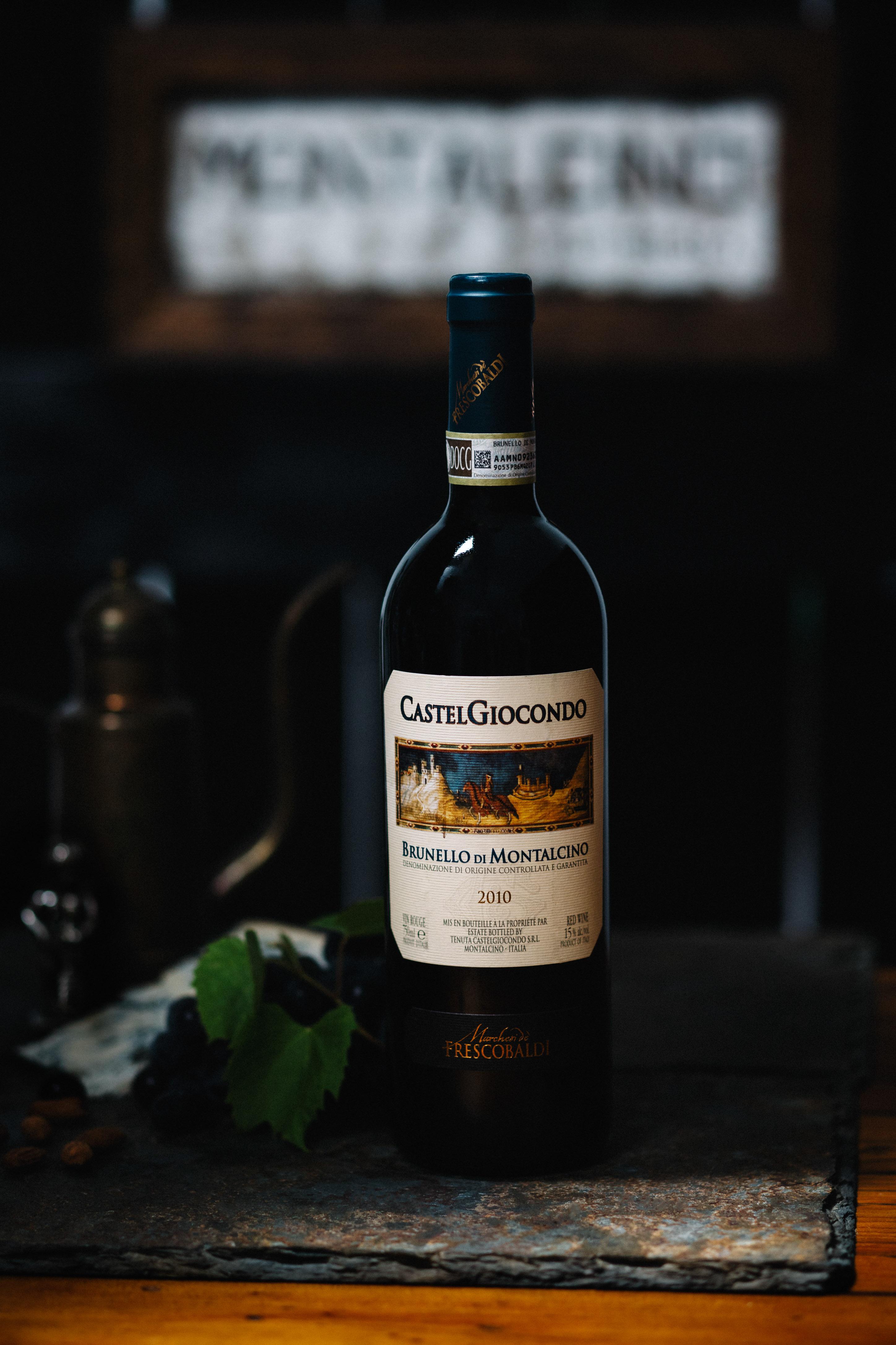 Brunello Wine 1