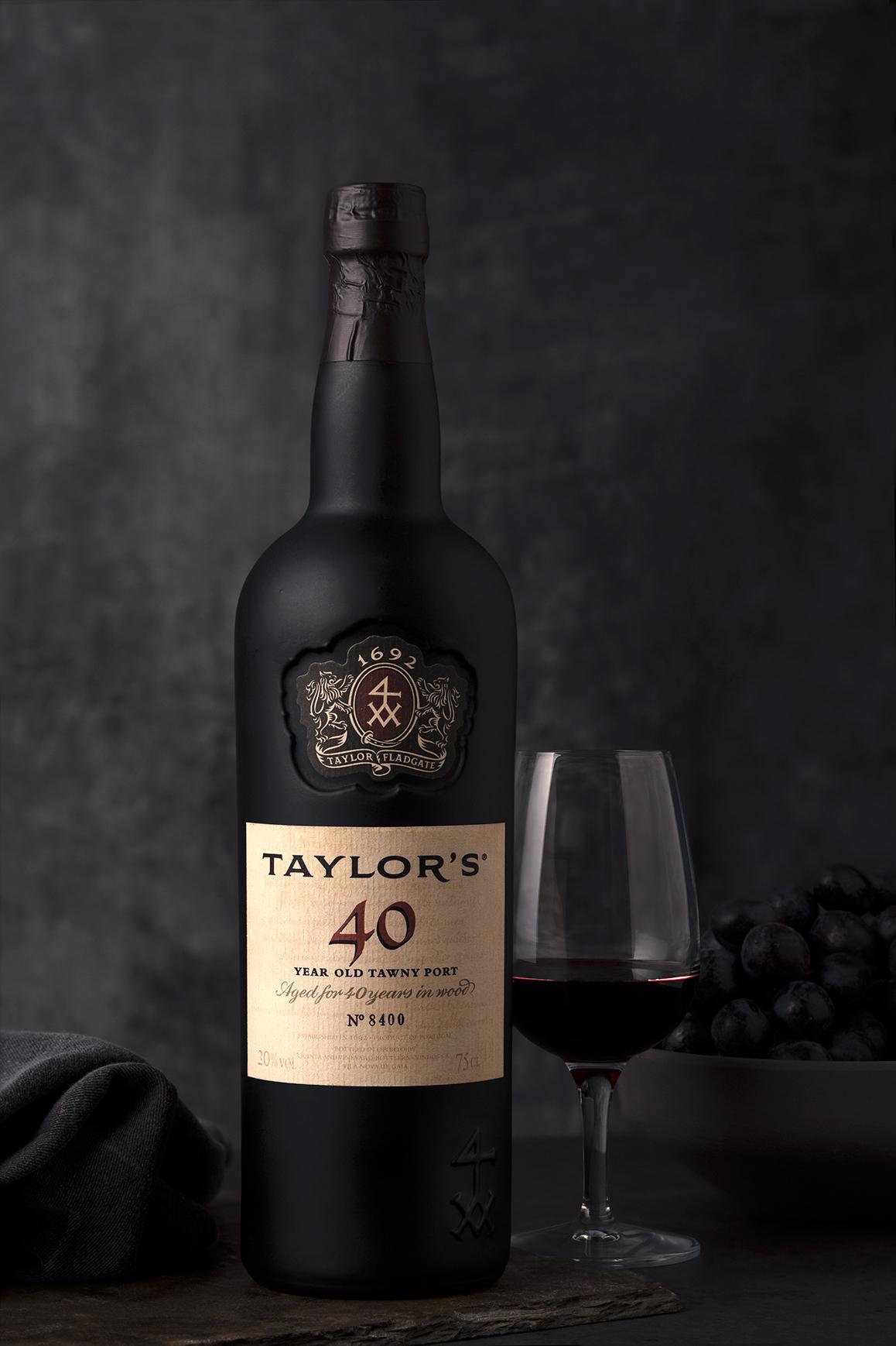 Taylor Port Wine