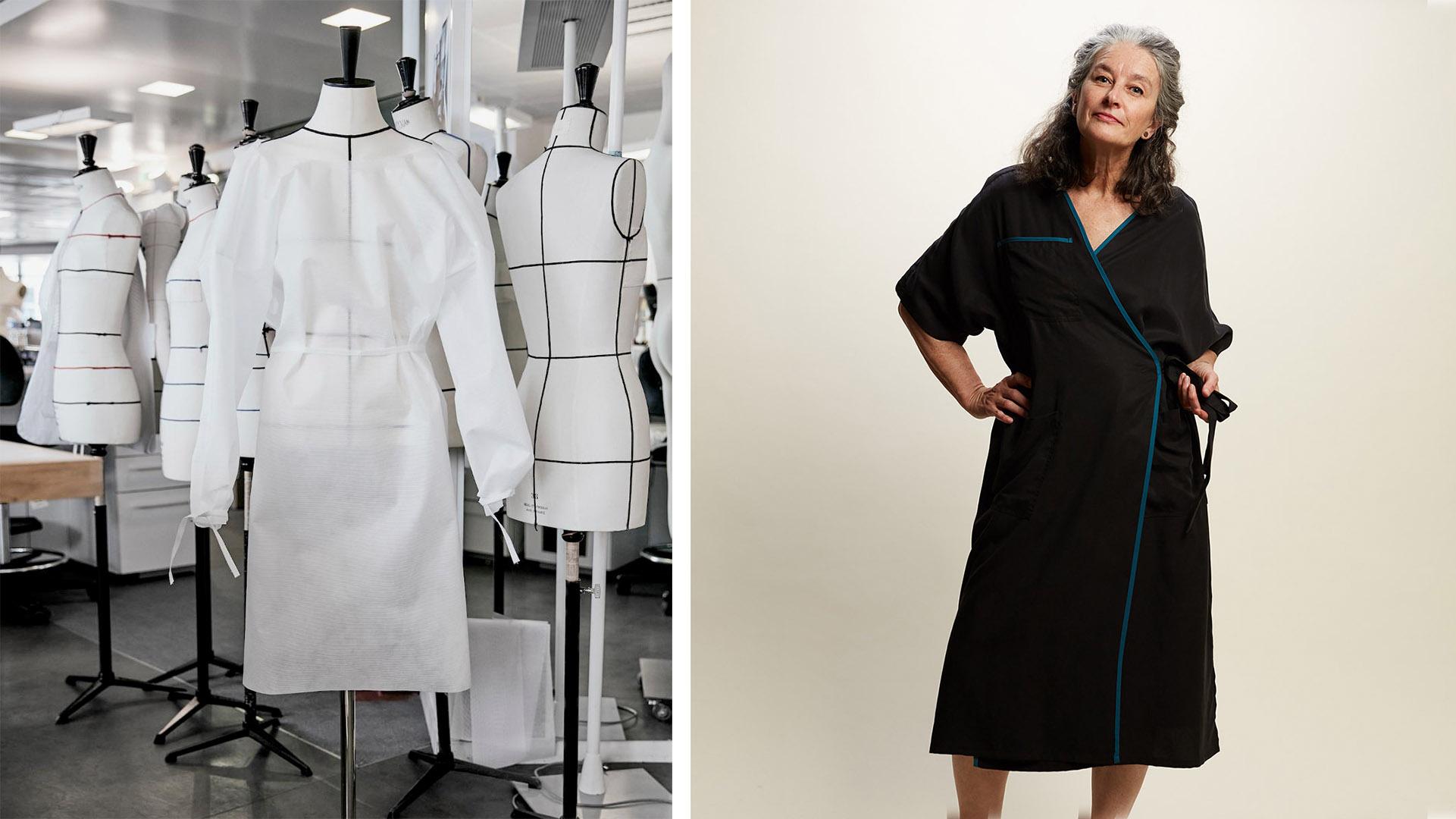 Louis Vuitton enters the Gown Market?