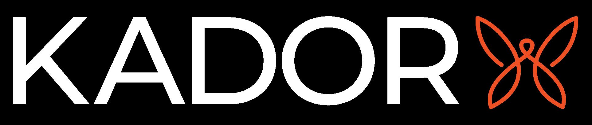 Logo kador.io entrepreneurs as a service.