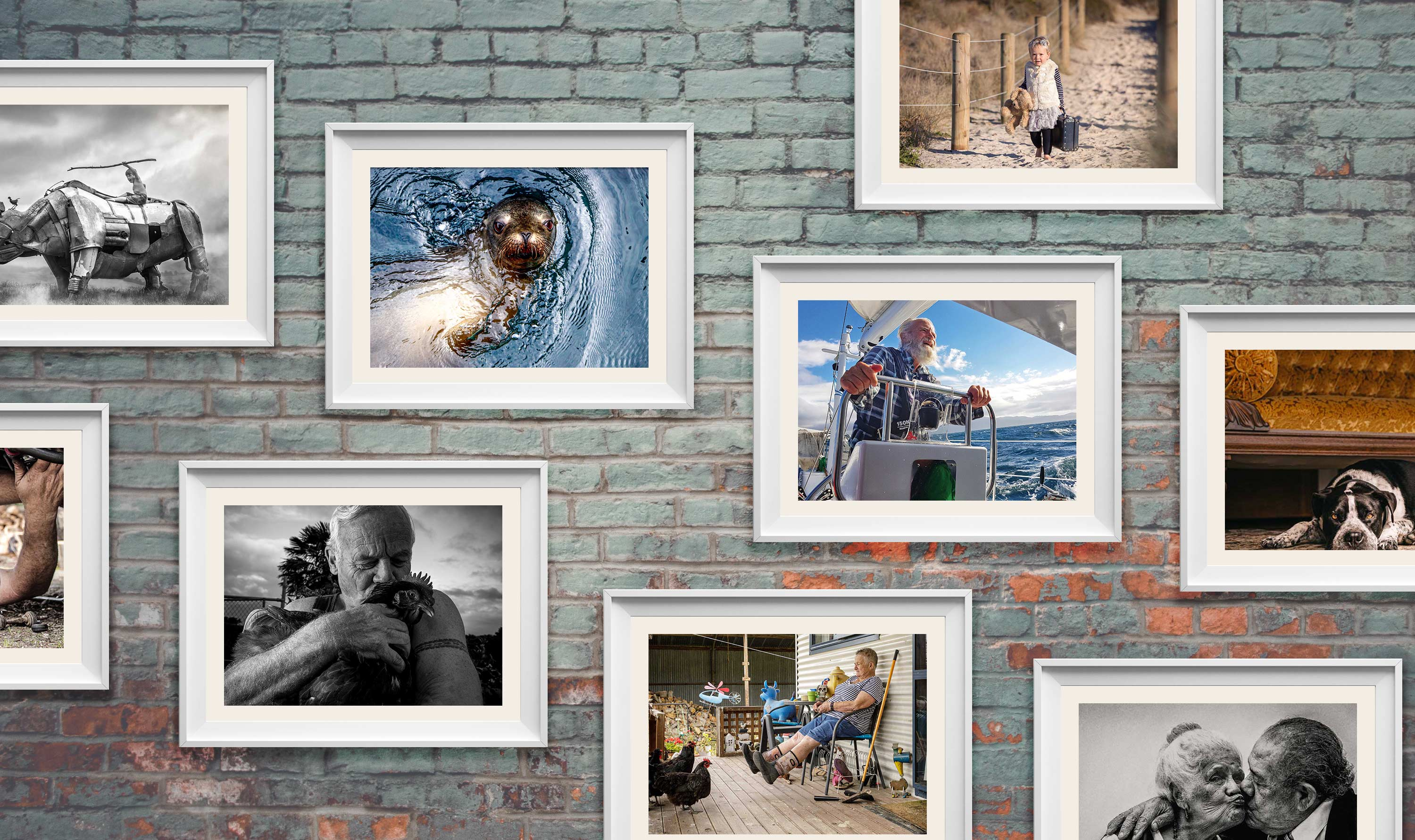 A gallery of the top 20 photos taken for the trust power photographic exhibition