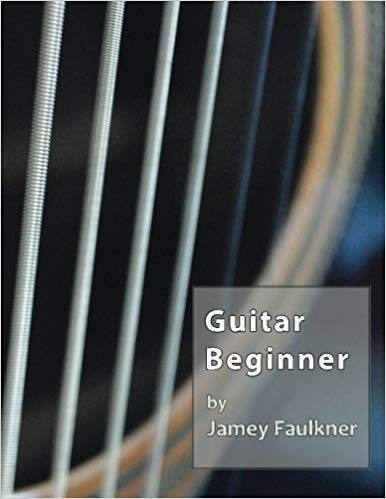 guitar beginner book by jamey faulkner
