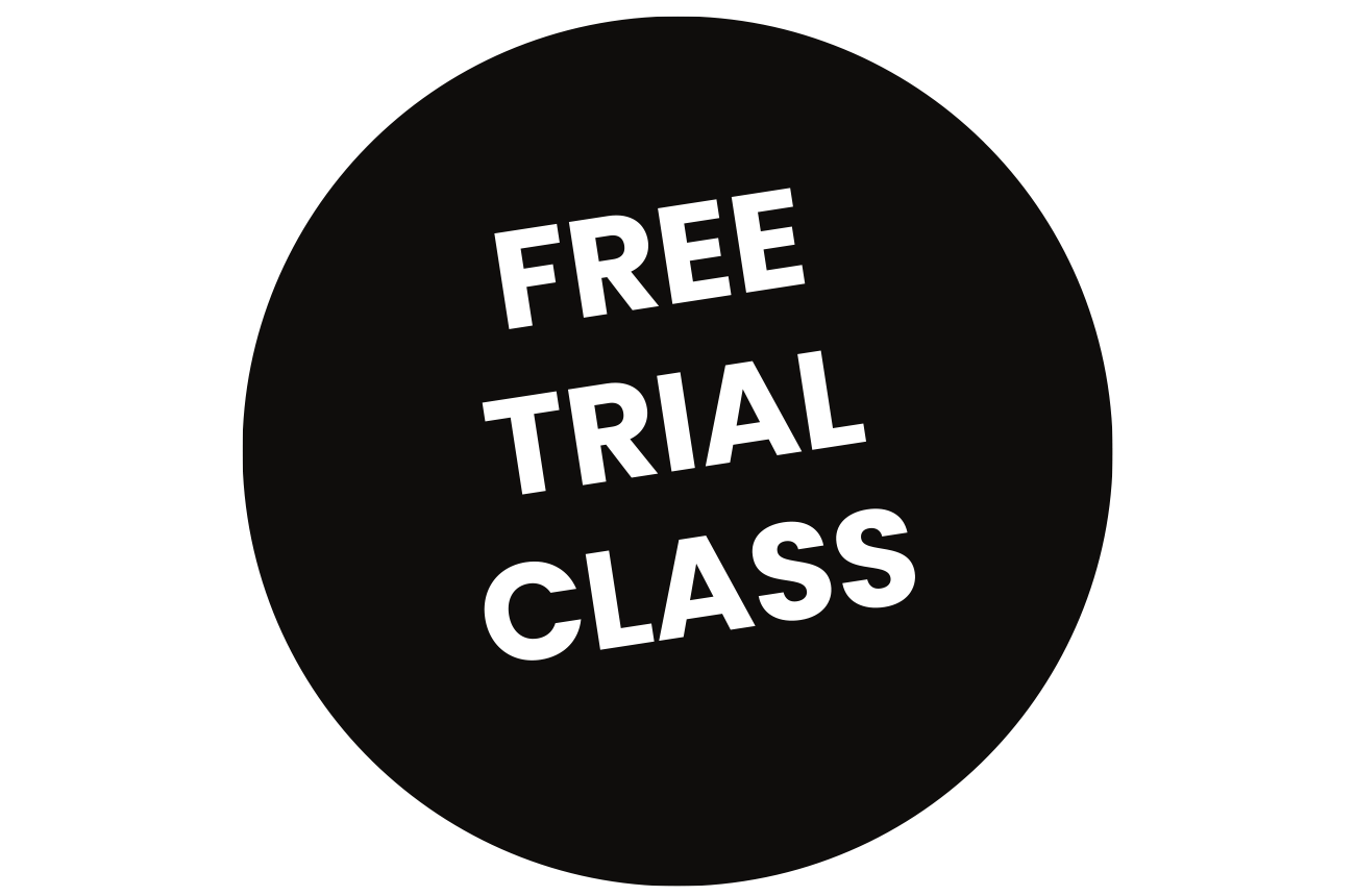 Free Trial Class Sticker