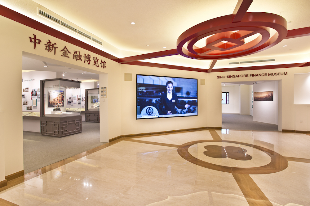 Bank of China Museum