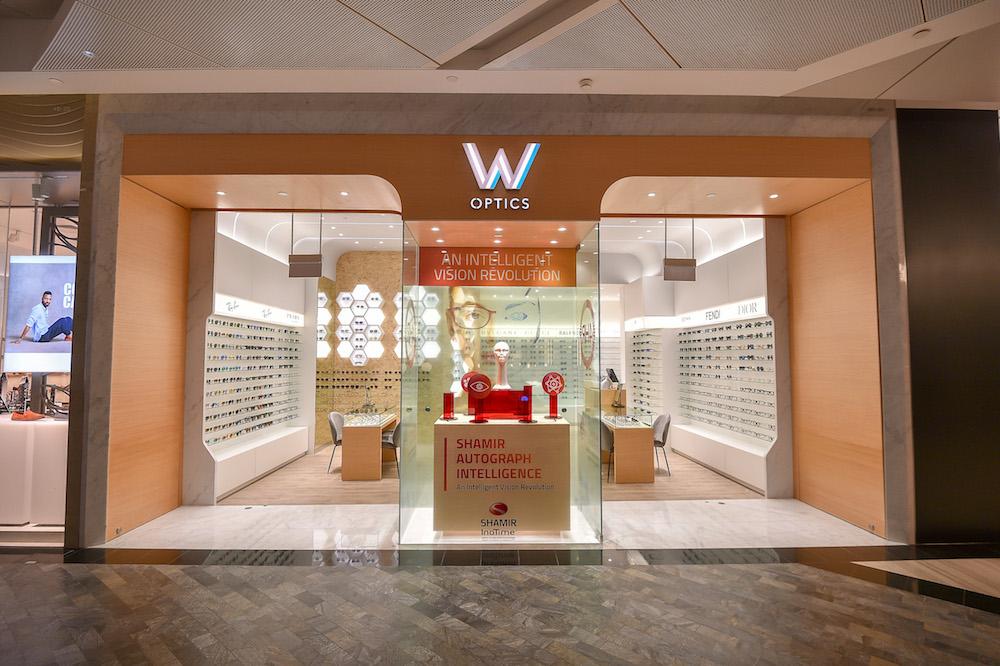 W Optics Jewel Changi