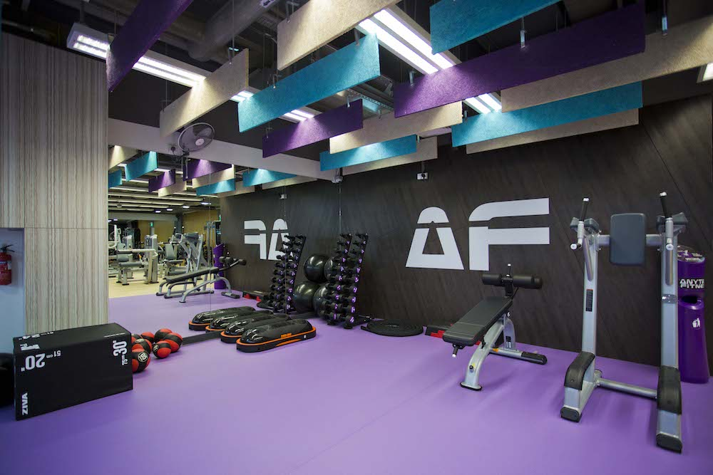 Anytime Fitness - Midtown