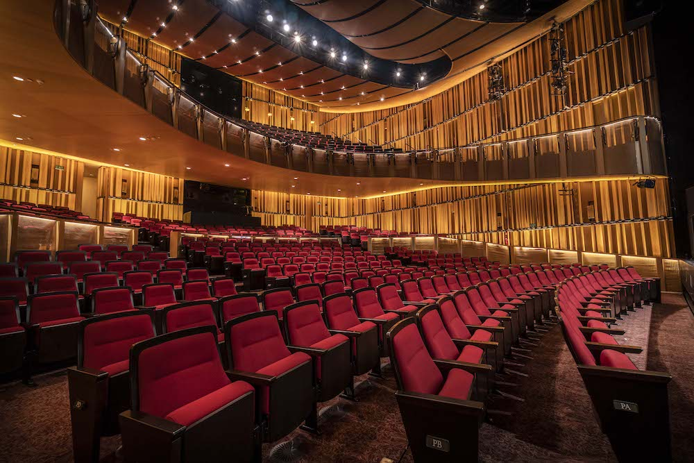 Victoria Theatre and Concert Hall