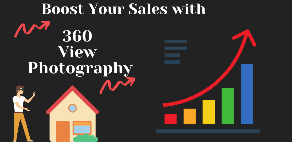 boost sales with 360 photography