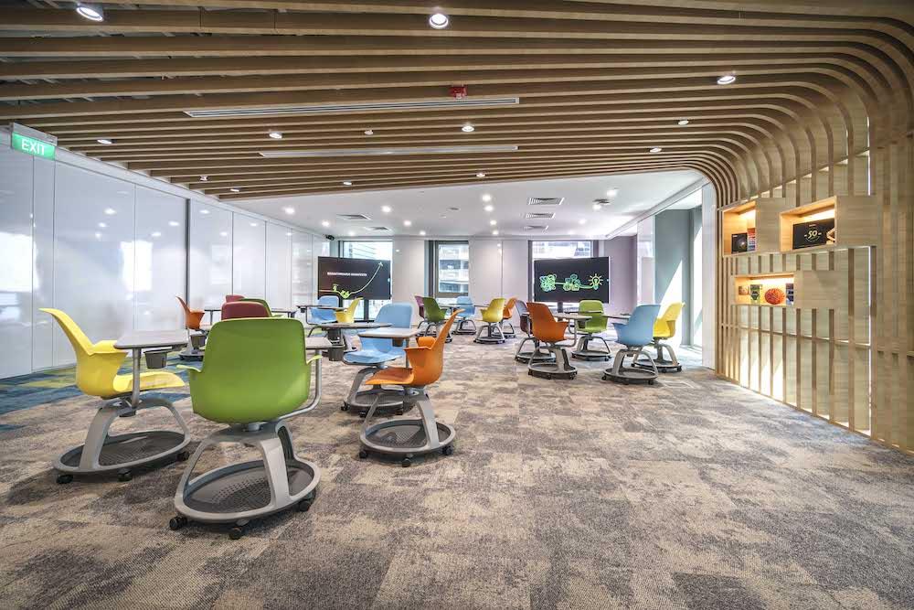 Deloitte Greenhouse Singapore