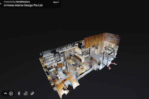 U-Home Interior Design Pte Ltd
