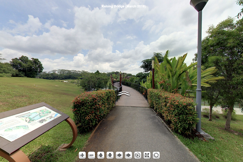 HDB Heartland Spots - Kelong Bridge