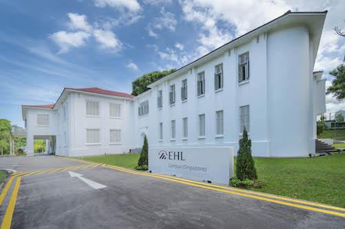 EHL Campus Singapore