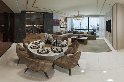 South Beach Residences 3D Rendering