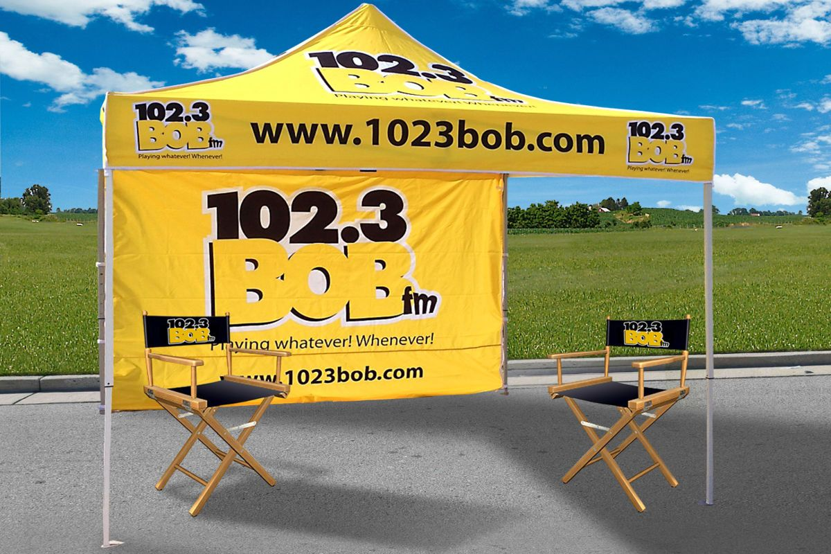 Promo tent