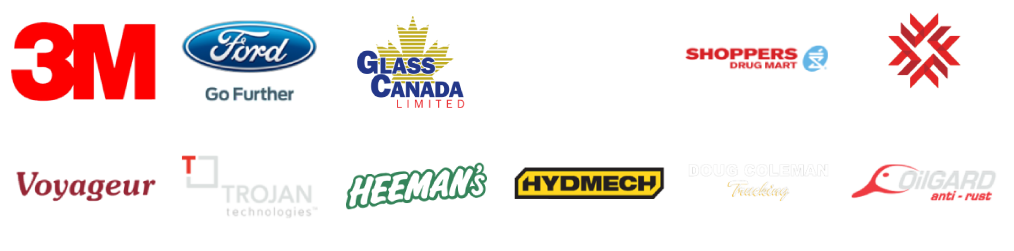 Existing client logos