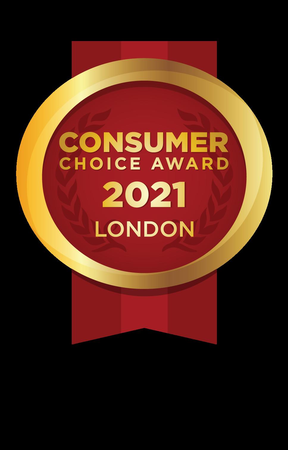 Consumers Choice Award logo