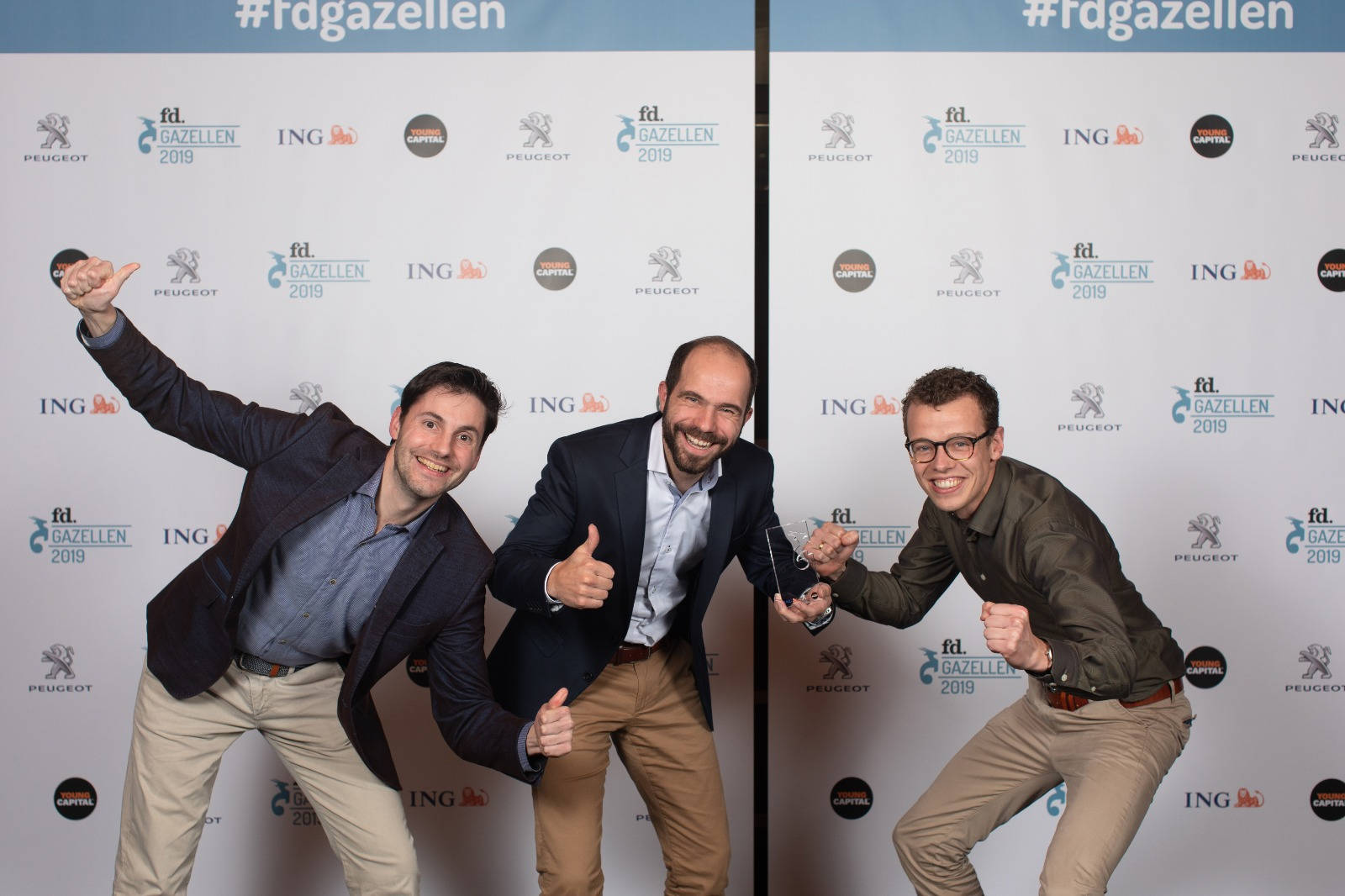 FD Gazellen procademy 2019
