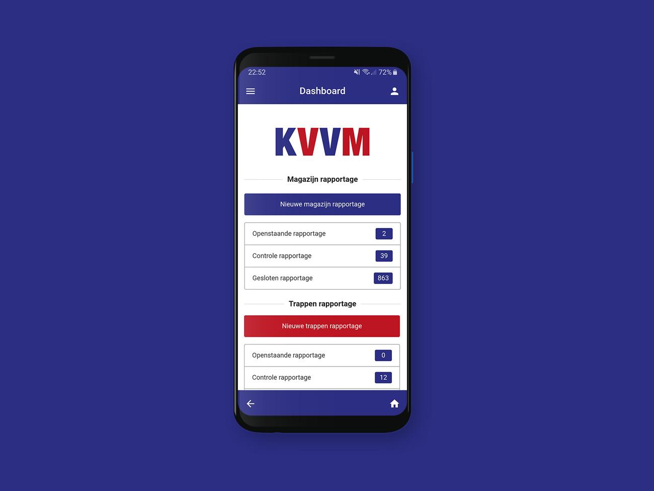 App die is ontwikkeld voor sneller uitvoeren inspecties