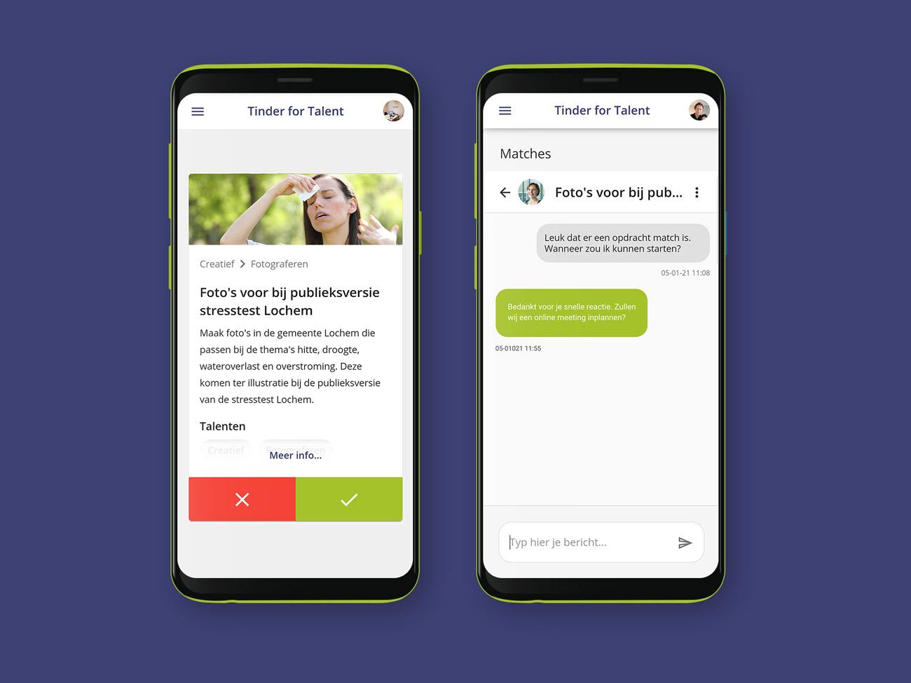 Product schade melden met een app