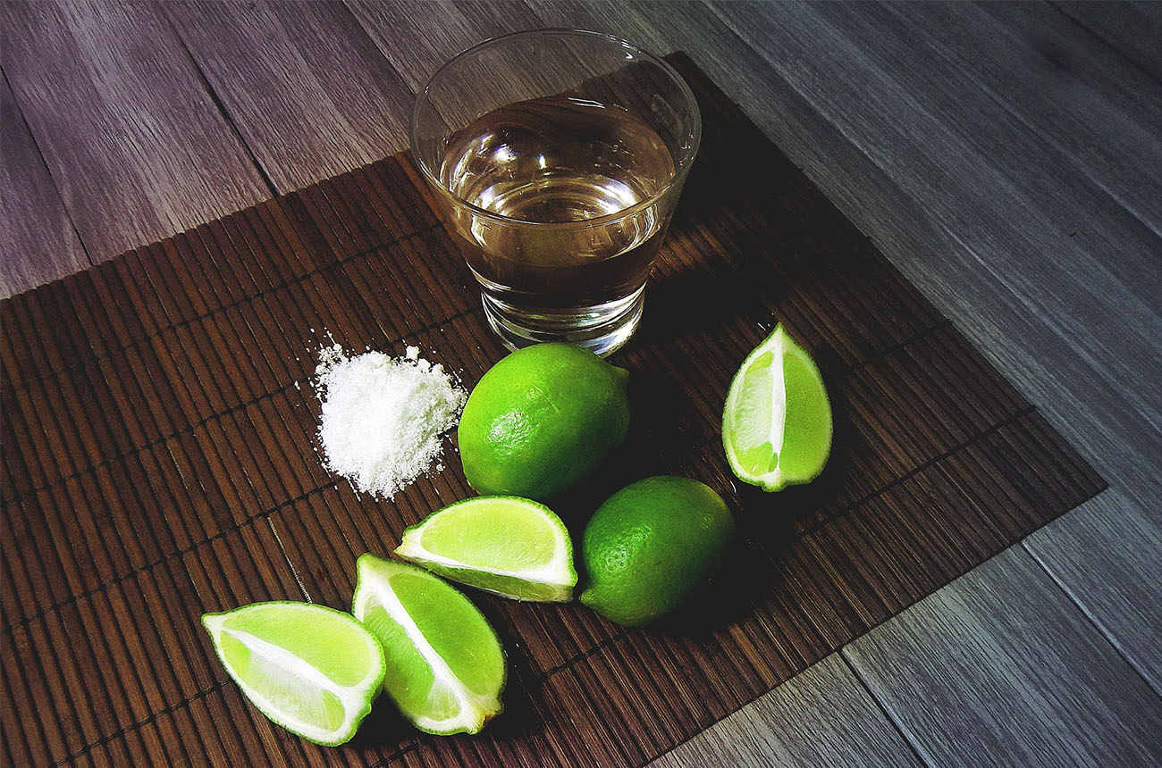 Cannabis Infused Tequila