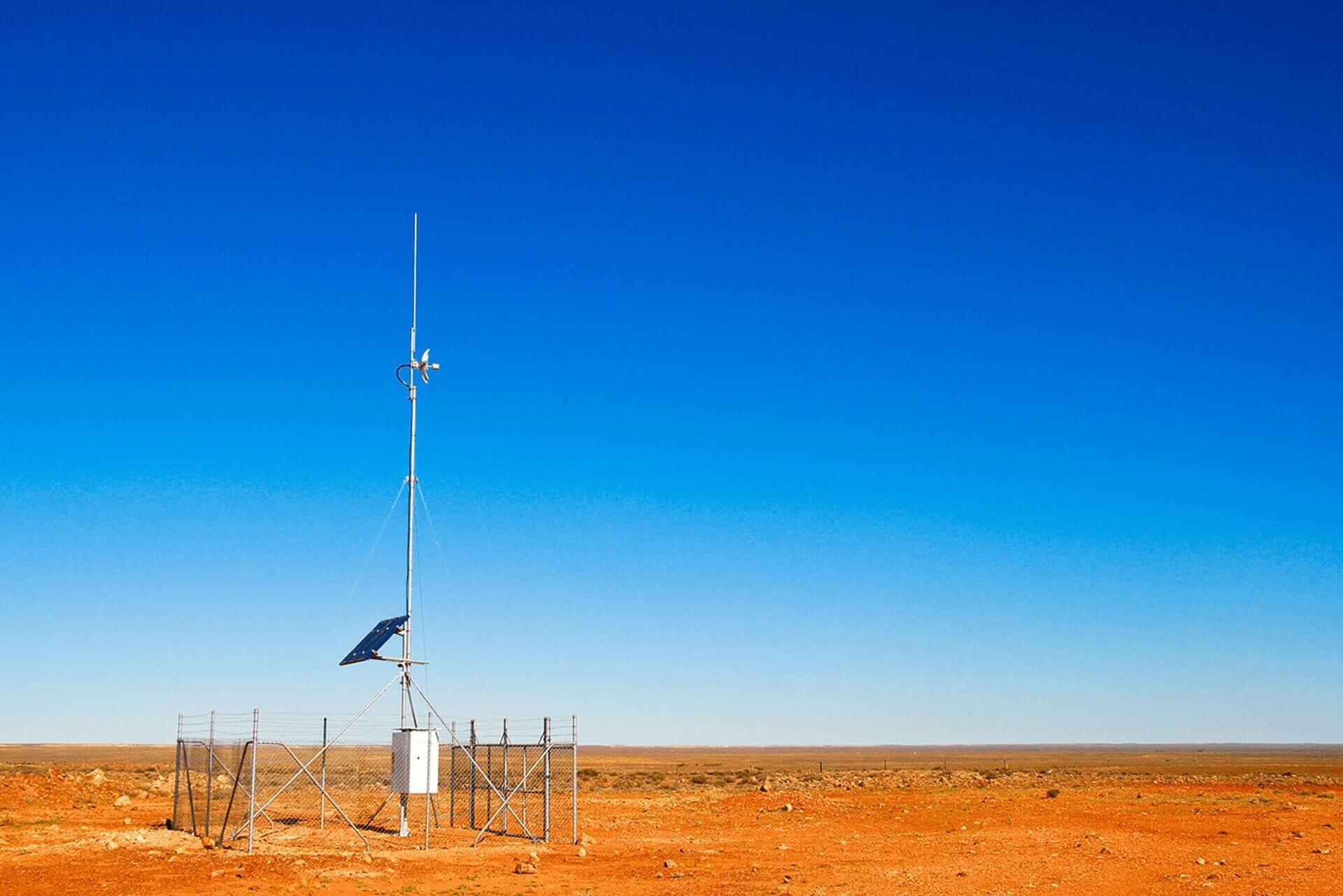 Desert Telecommunication