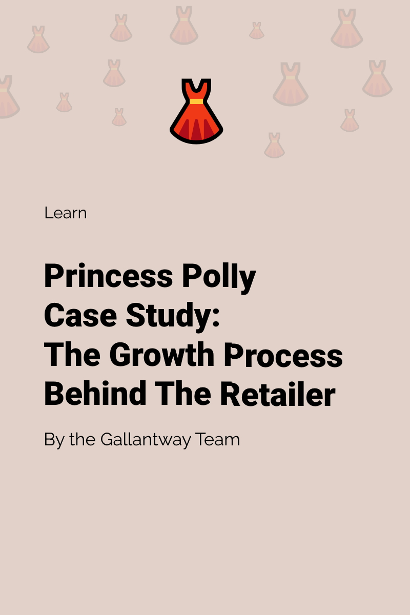 princess polly ecommerce case study