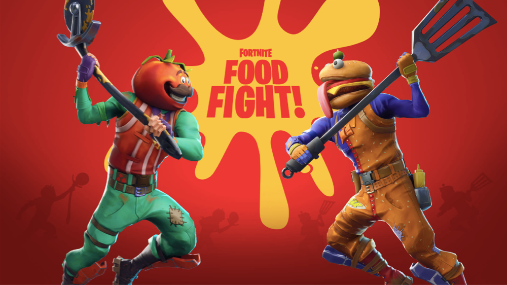 Fortnite Food Fight