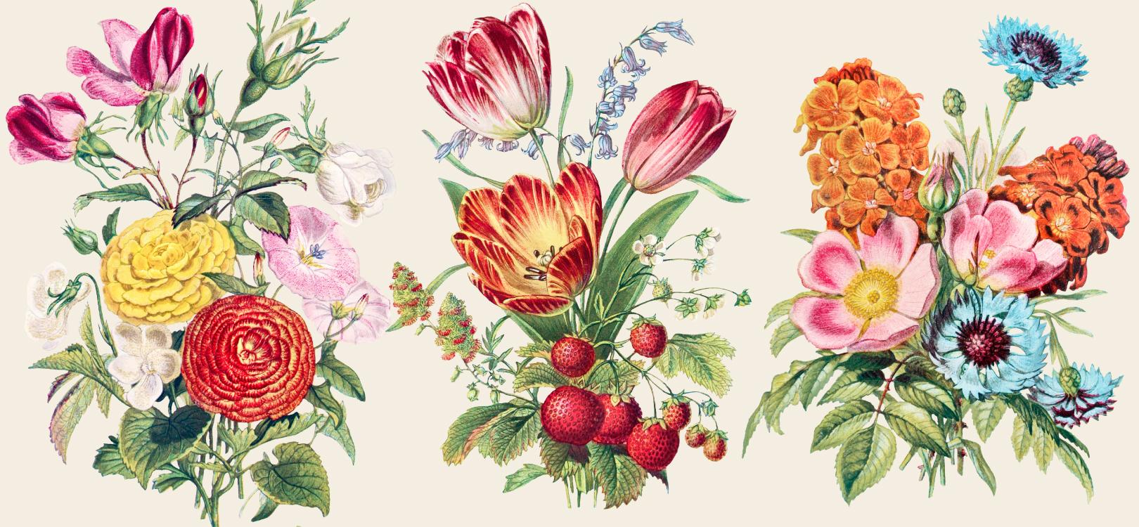 Build Your Own Floral Bouquet