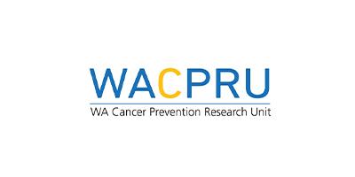 WA Cancer Prevention Research Unit logo