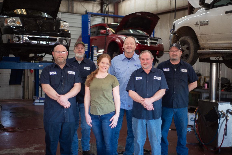 Arkansas Transmission Team
