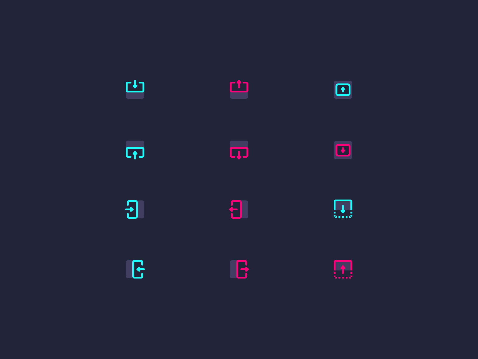 Userflow Icon Pack