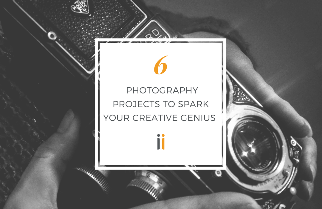 4 Reminiscence Photo Projects
