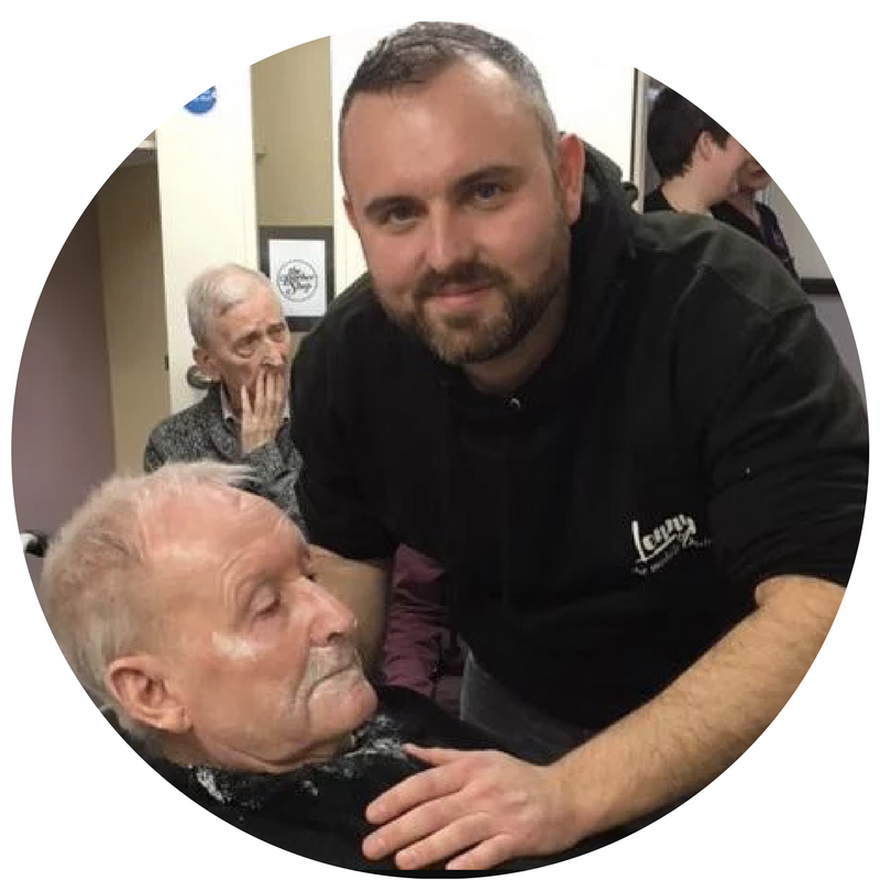 Lenny the Dementia-Friendly Barber