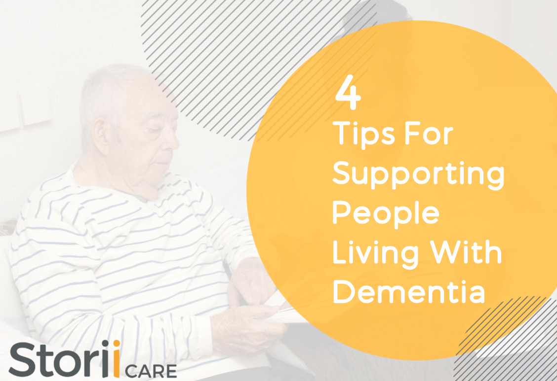 How to Support Someone Living with Dementia [Free Guide]