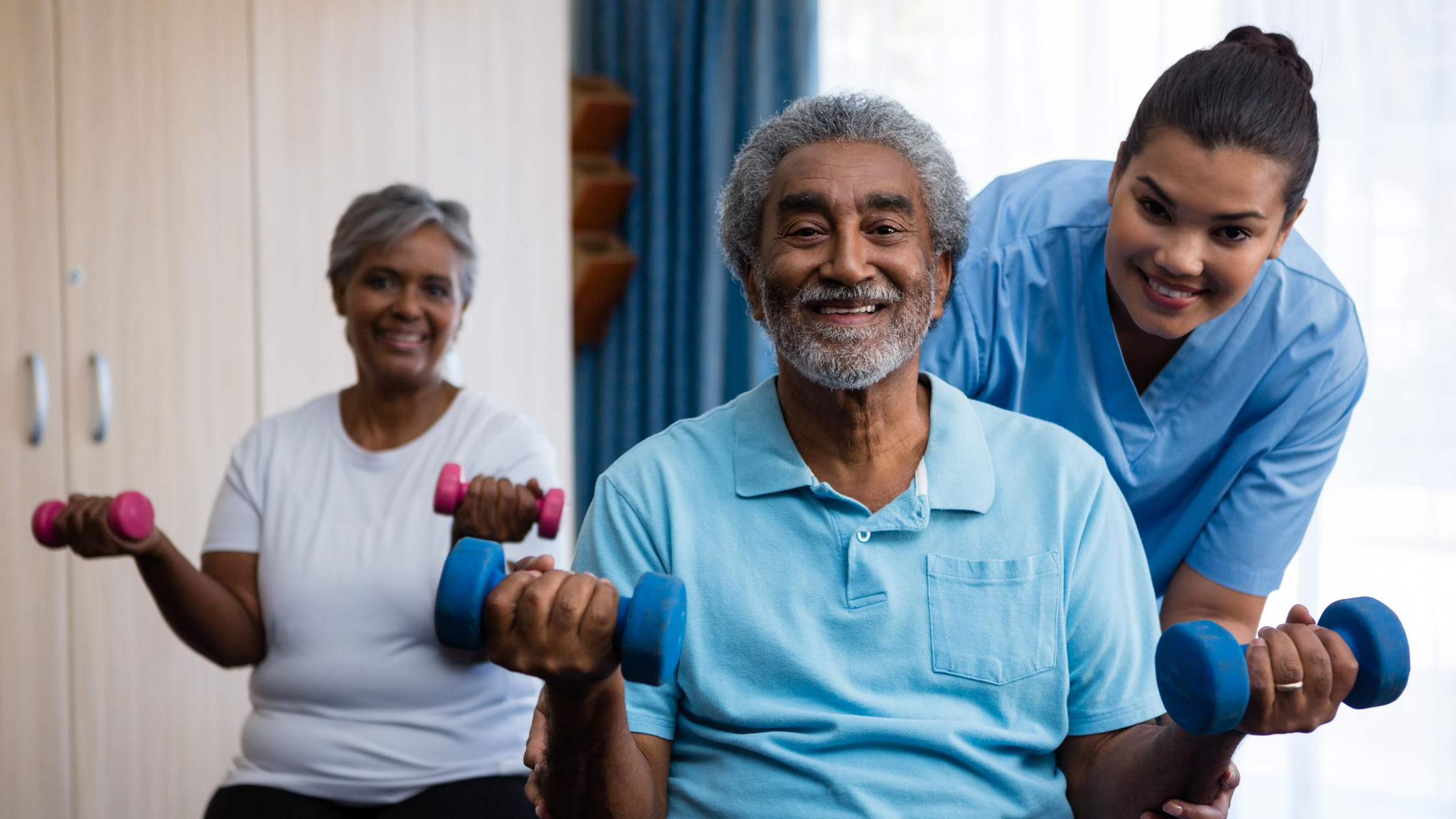 Safe Activities for Care Homes During COVID-19 Pandemic