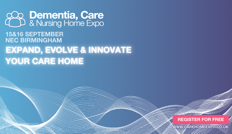 See You at the 2021 Dementia, Care, & Nursing Home Expo!