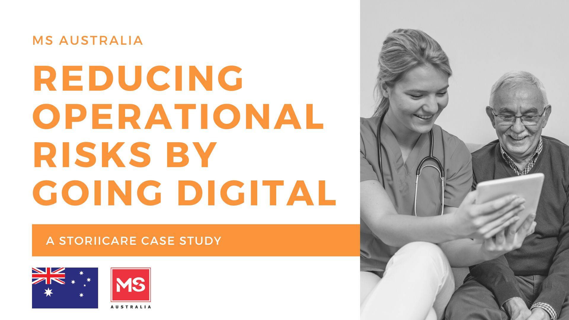 Reducing Operational Risks by Going Digital