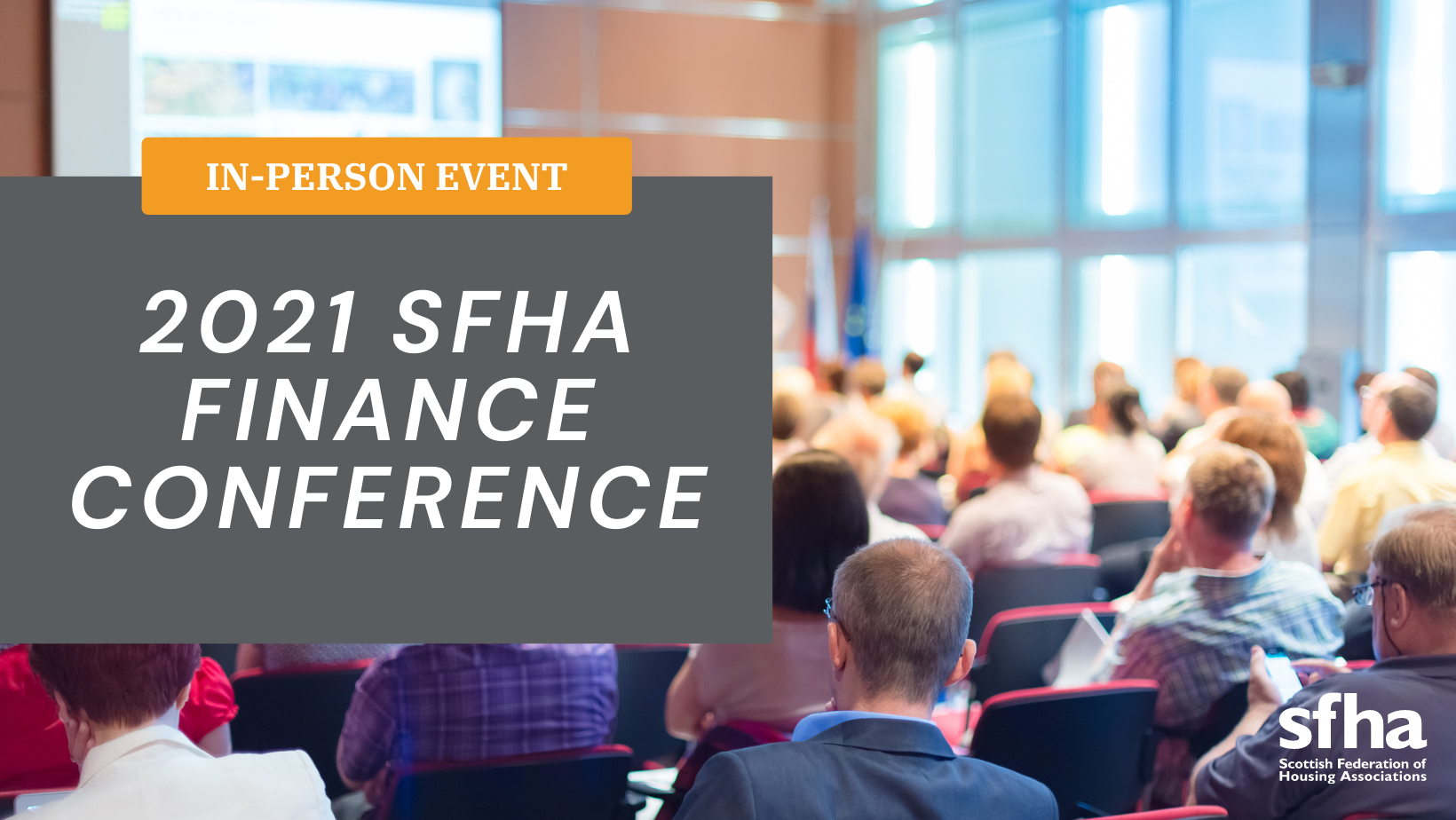 See You at the SFHA Finance Conference 2021