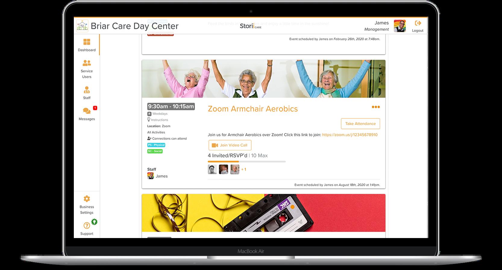 Virtual Programs Care Providers